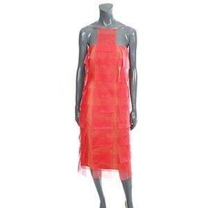 HOST PICK 💅🏻 AKRIS Silk Cocktail Dress Size 8